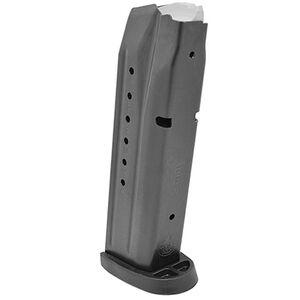 Smith & Wesson M&P9 15 Round Magazine 9mm Steel Black