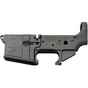 ATI Milsport AR-15 Stripped Lower Receiver Multi Caliber Aluminum Blk