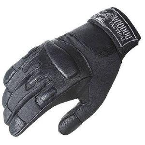 Voodoo Tactical Intruder Gloves Leather Large Black 20-907901094