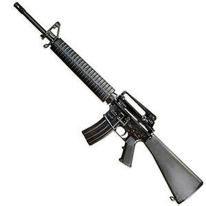 "Windham Weaponry Government Rifle AR-15 Semi Auto Rifle 5.56 NATO 20"" Barrel 30 Rounds A2 Fixed Stock Black R20GVTA4S-7"
