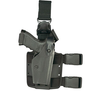 Safariland 6005 SLS Tactical Holster GLOCK 31 with TLR-2 Left Hand STX Tactical Finish Black 6005-8321-122