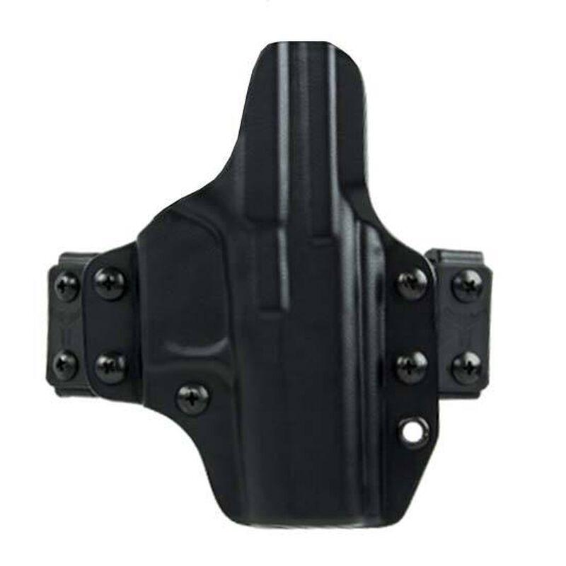 Blade Tech Industries Eclipse Straight Drop Belt Holster For GLOCK 42 Ambidextrous Polymer Black HOLX010149762517