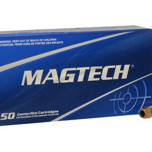 Magtech .40 S&W Ammunition 50 Rounds JHP 155 Grains 40D