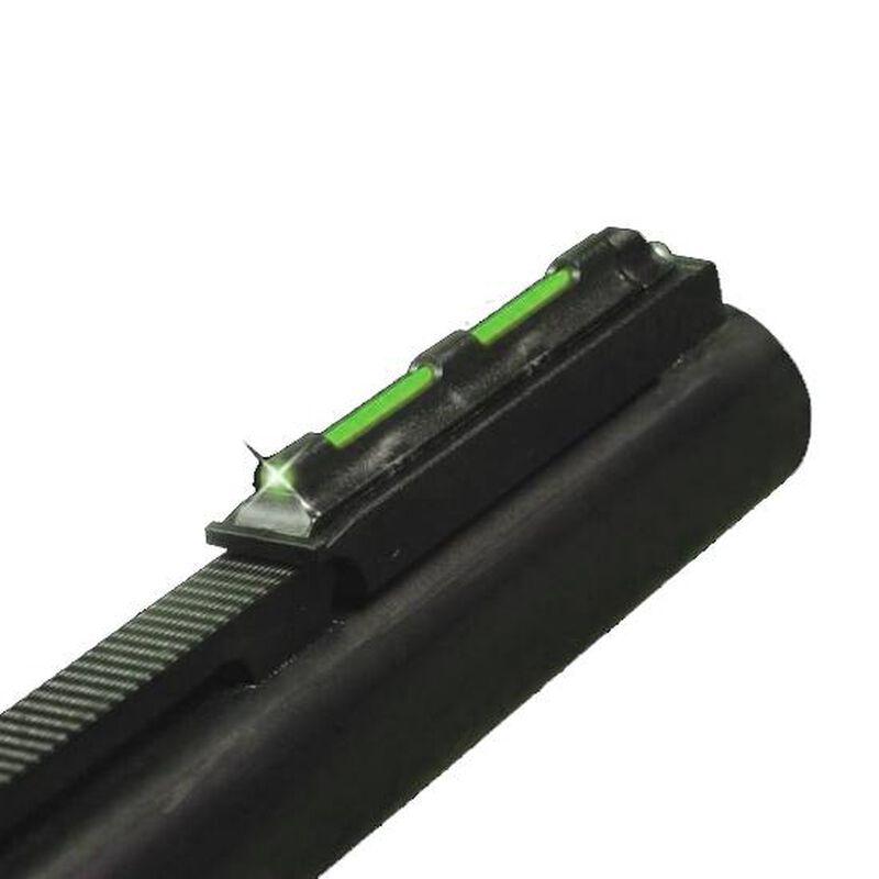 "TRUGLO 1/4"" Magnum Glo-Dot Xtreme Fiber Optic Front Rifle Sight Green  TG901XB"