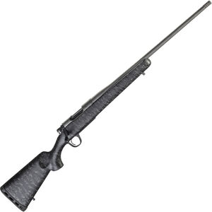"Christensen Arms Mesa .300 Win Mag Bolt Action Rifle 24"" Threaded Barrel 3 Rounds Carbon Fiber Composite Sporter Stock Tungsten Cerakote Finish"