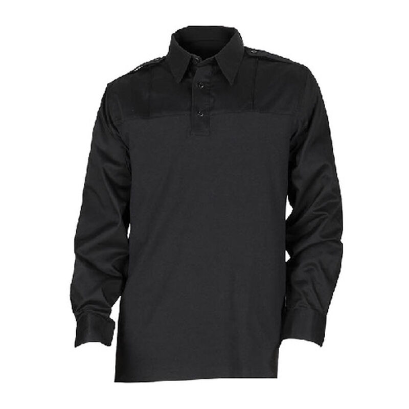 5.11 Tactical Short Sleeve PDU Rapid Shirt Polyester Cotton 4 Extra Large Tall Midnight Navy 72197