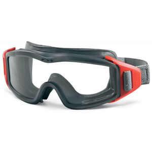 Eye Safety Systems FirePro Wildland Fire Goggles Asian Fit Red/Gray 740-0380