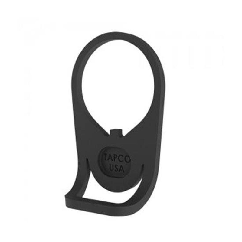 TAPCO INTRAFUSE AR-15 End Plate Ambidextrous Sling Adaptor Steel Black AR09107