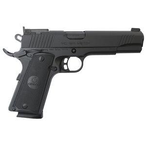 "EAA GiRSAN MC1911 Match Model .45 ACP Semi Auto Pistol 5"" Barrel 8 Rounds Adjustable Rear Sight Ambidextrous Safety Black Finish 390090"