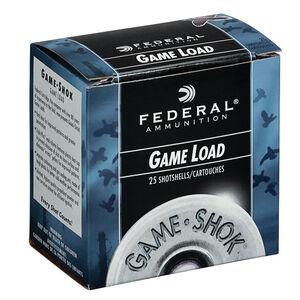 "Federal Game-Shok 16 ga 2-3/4"" #8 Shot 1oz 250 Round Case"