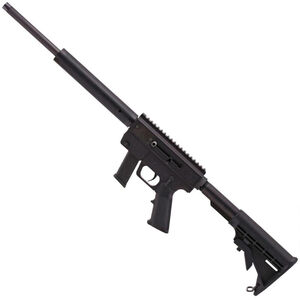 "Just Right Carbine Gen 3 Takedown Carbine 9mm Luger Semi Auto Rifle 17"" Barrel 17 Rounds S&W M&P Magazines Black"