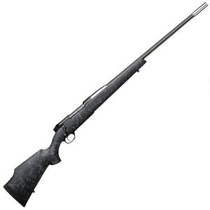 "Weatherby Mark V Accumark RC Bolt Action Rifle 6.5-300 Wby Mag 3 Rounds 26"" Barrel Synthetic Laminate Stock Stainless Finish"
