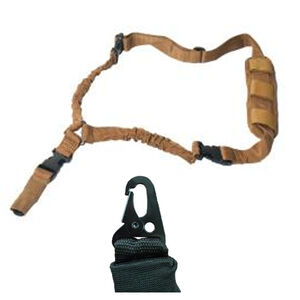 American Tactical Imports RUKX Gear Single Point Bungee Sling Tan