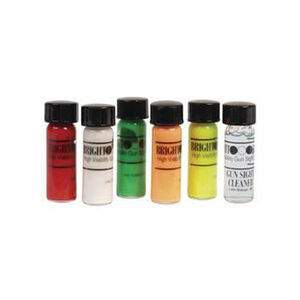 TRUGLO Glo-Brite Bright Sight Paint Kit Various Colors TG985A