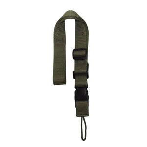 Voodoo Tactical Single Point Rifle Sling Adjustable Nylon OD Green 20-772304000