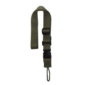 Voodoo Tactical Single Point Rifle Sling Adjustable Nylon OD Green 20-772304000