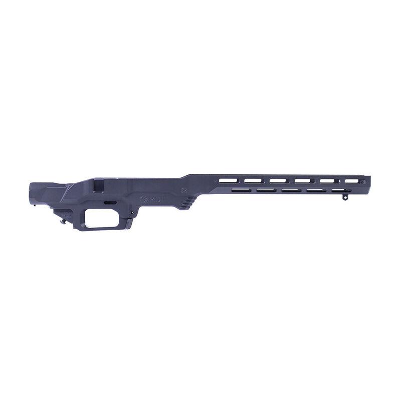 MDT LSS-XL Gen 2 Chassis Remington 700 LA Black Right Handed
