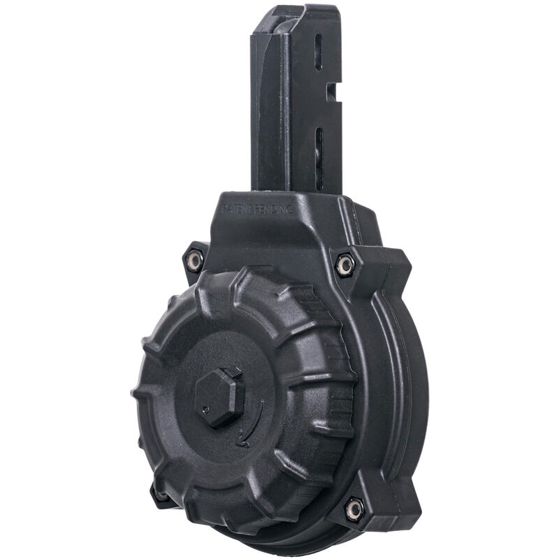 ProMag 50 Round Drum Magazine for 9mm AR-15 Carbines DRM-A10