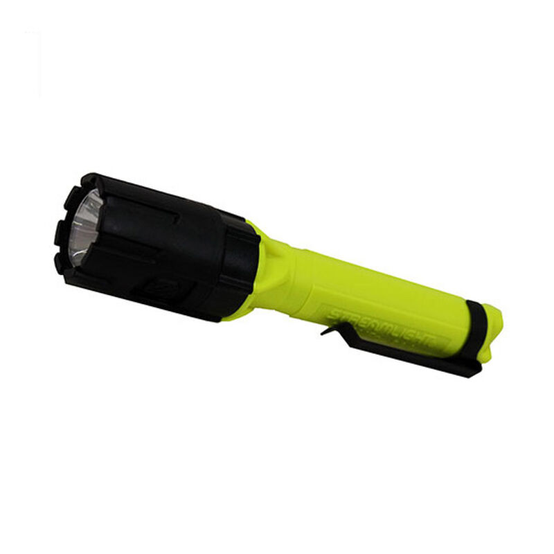 Streamlight Dualie Hand Held 175 max Lumens Spot and Flood 2AA Cap Switch Pocket Clip Integrated Magnet Polymer Yellow and Black Boxed