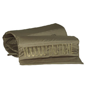"""Voodoo Tactical Roll Up Padded Shooters Mat 69""""x48"""" Nylon Coyote 06-8406007000"""