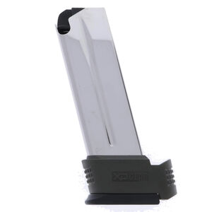 Springfield Armory XD Sub Compact 10 Round Magazine .40 S&W Stainless Black Sleeve XD0940BS