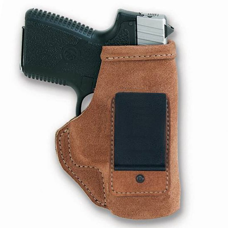 Galco Gunleather Stow-N-Go S&W M&P 9/40 Compact IWB Holster Right Hand Leather Natural STO474
