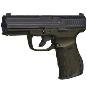 """FMK Firearms 9C1 G2 Semi Automatic Pistol with Double Action Only Trigger 9mm Luger 4"""" Barrel 14 Rounds Polymer Frame OD Green Finish FMKG9C1G2OD"""