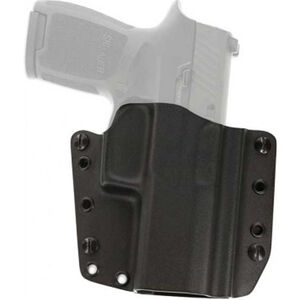 Galco Corvus GLOCK 48 Belt/IWB Holster Right Hand Kydex Black