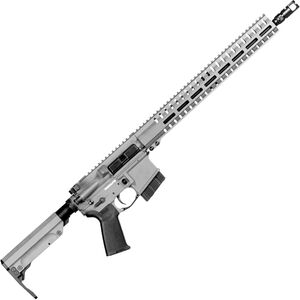 "CMMG Resolute 300 Mk4 .350 Legend AR-15 Semi Auto Rifle 16"" Barrel 10 Rounds RML15 M-LOK Hand Guard RipStock Collapsible Stock Titanium"