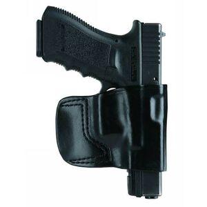 Gould & Goodrich Belt Slide holster Right Hand Fits GLOCK 17/19/26 Leather Black