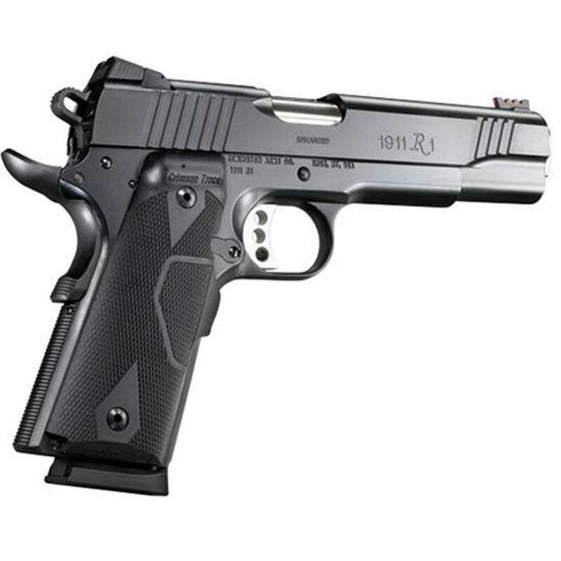 Remington 1911 R1 Enhanced with Crimson Trace Laser Grips Semi Automatic  Pistol  45 ACP 5