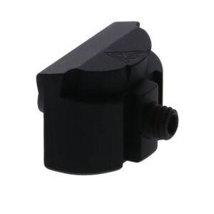 Rival Arms Grip Plug for GLOCK 19 Gen 5 Models Aluminum Anodized Black