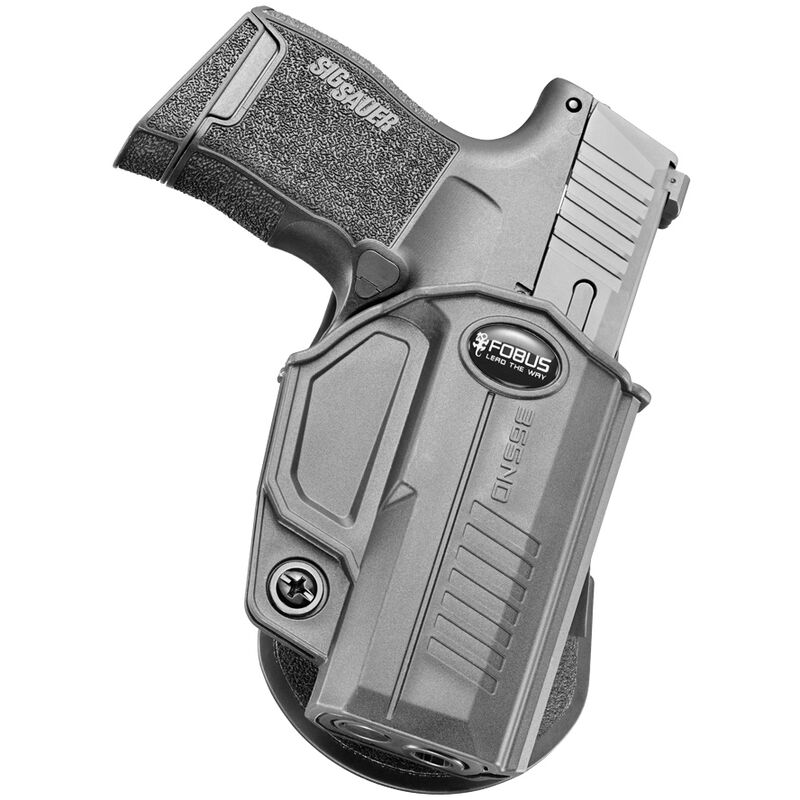 Fobus Evolution Right Handed Ankle Holster for Sig Sauer P365