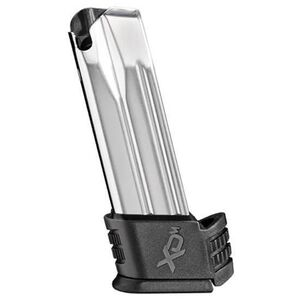 Springfield Armory, XD(M) Compact Magazine 13 Rounds,  .45 ACP, Black X-Tension #2, Stainless Steel