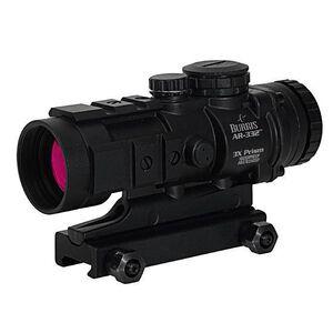 Burris AR-332 AR-15 Fixed 3x32mm Prism Sight Ballistic CQ Reticle CR2032 Battery .50 MOA Adjustments Aluminum Housing Matte Black Finish