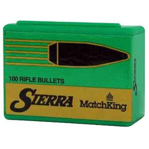 "Sierra MatchKing 7mm .284"" Diameter 183 Grain Hollow Point Boat Tail Bullet 100 Pack 1983"