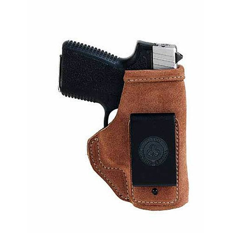 Galco Pocket Protector Holster Ambidextrous Fits Walther PPK/PPKS Leather Black