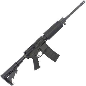 "Stag Arms STAG-15 O.R.C. Semi Auto Rifle 5.56 NATO 16"" 4150 Steel Barrel 30 Rounds Railed Gas Block Collapsible Stock Black"