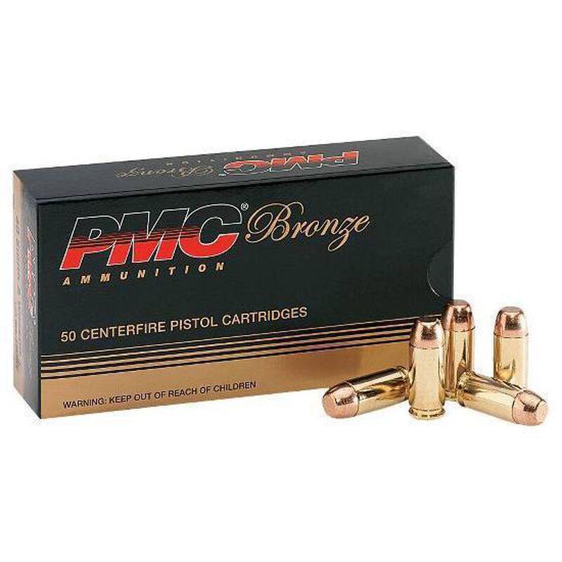 PMC Bronze .32 AUTO 60 Grain JHP 50 Round Box