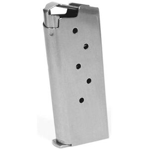 SIG Sauer, P938 Magazine, 6 Rounds, 9mm Luger, Steel