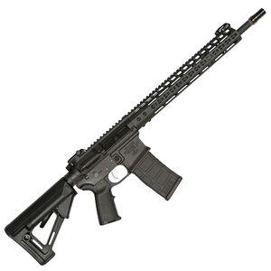 """Noveske Gen III Light Recce AR-15 Semi-Auto Rifle 5.56 NATO 16"""" Barrel 30 Round NSR 13.5"""" KeyMod Compatible Free Float Hand Guard ALG Trigger Magpul Furniture Matte Black"""