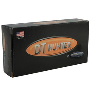 DoubleTap Bonded Hunter .450 Bushmaster Ammunition 20 Rounds 300 Grain Bonded Jacketed Soft Point Projectile 1850fps