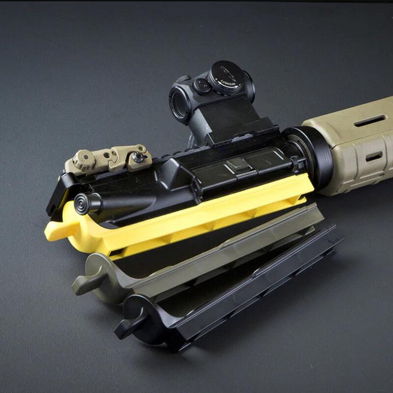 Raven Concealment TopStop AR Upper Receiver Cover Black
