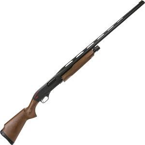 "Winchester SXP Trap Compact 20 Gauge Pump Action Shotgun 28"" Barrel 3"" Chamber 4 Rounds Fiber Front Sight Walnut Stock Matte Black Finish"