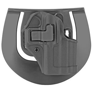 Blackhawk SERPA CQC Concealment Holster Right Hand Fits Springfield Hellcat Black