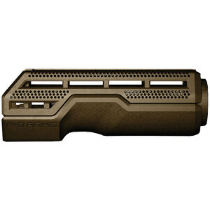 AB Arms A-B Pro Hand Guard AR-15 Two Piece Drop In Carbine Length Handguard Polymer FDE