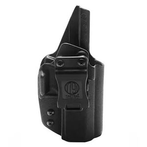 1791 Gunleather Tactical Kydex IWB Holster for CZ P10c/P10f/P10s Right Hand Draw Kydex Matte Black