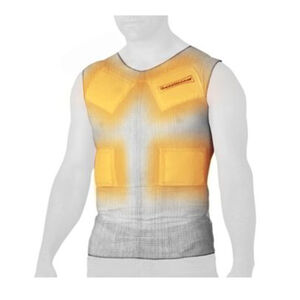 Underwarmer Heated Pullover Shirt with 8 Heating Elements