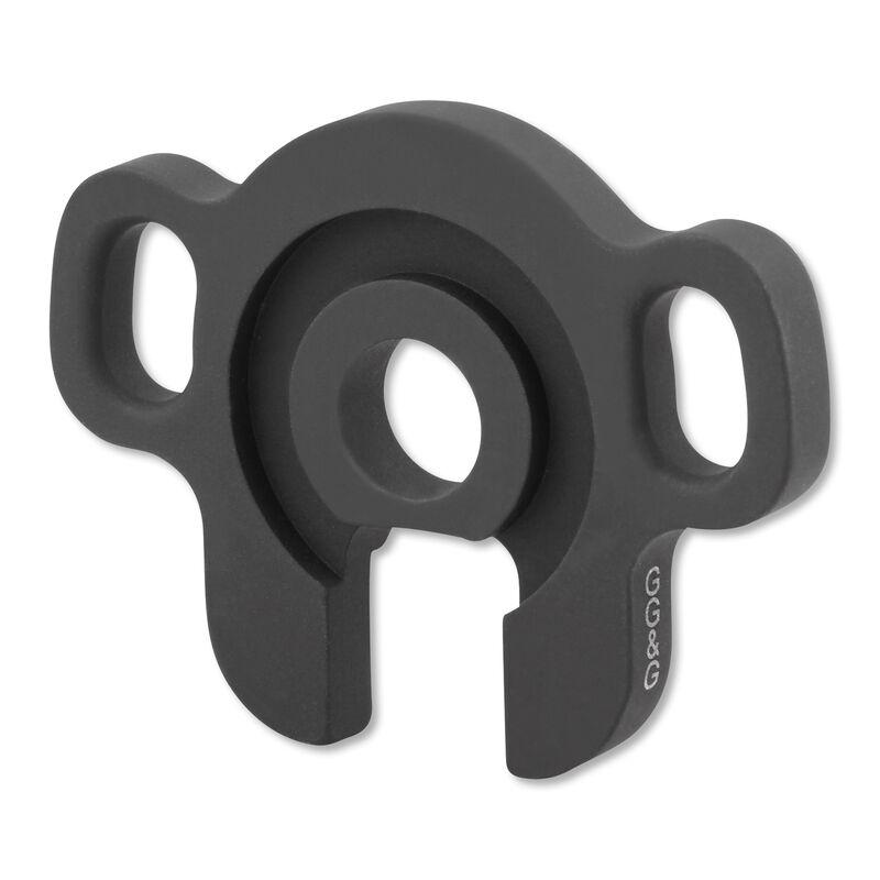GG&G Mossberg 500/590 Ambidextrous Sling Mount Black