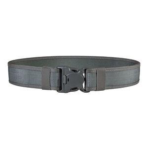 "Bianchi 7221 Ballistic Weave Duty Belt Size Large 38-44"" Waist Quick Release Buckle 2"" Wide Ballistic Nylon Black 25116"